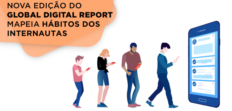 Nova edição do Global Digital Report